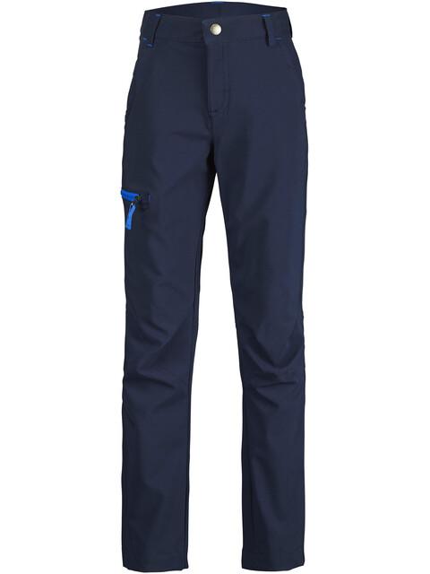 Columbia Triple Canyon Pants Boys collegiate navy
